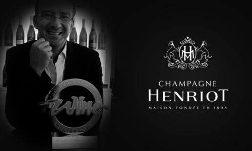 Henriot prisas för årets vinmakare